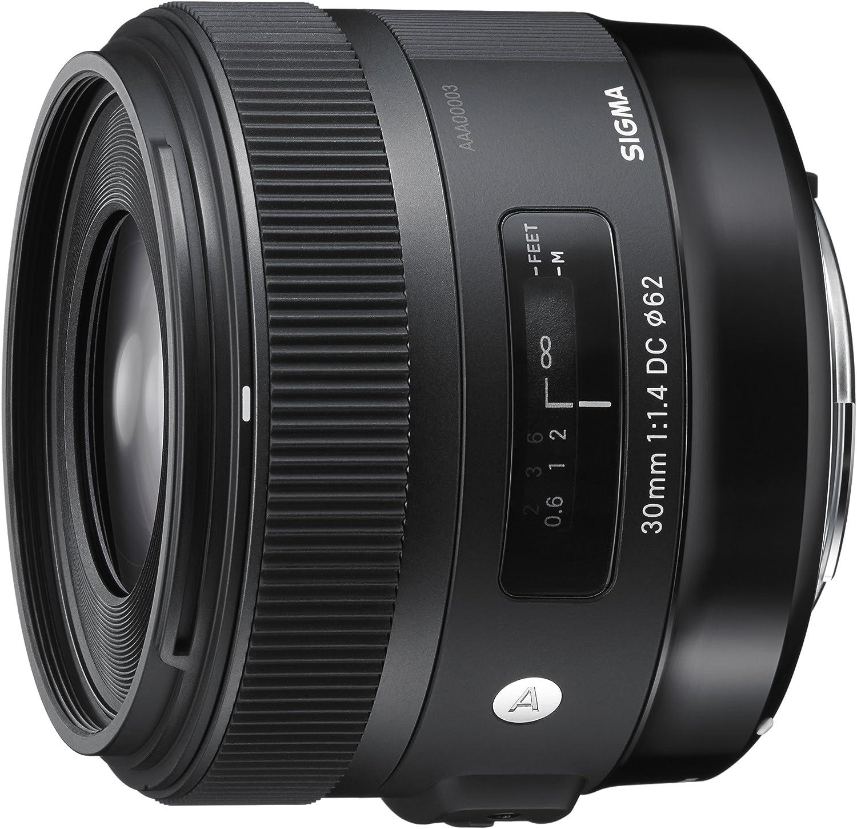 SIGMA 単焦点レンズ Art 30mm F1.4 DC HSM ニコン用 APS-C専用 301552 レンズ単体  B00BQXL8FG