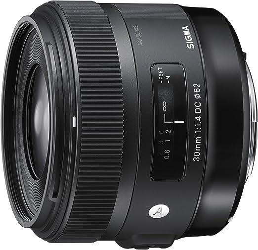14 opinioni per Sigma 301955 Obiettivo 30mm-F/1.4 (A) AF