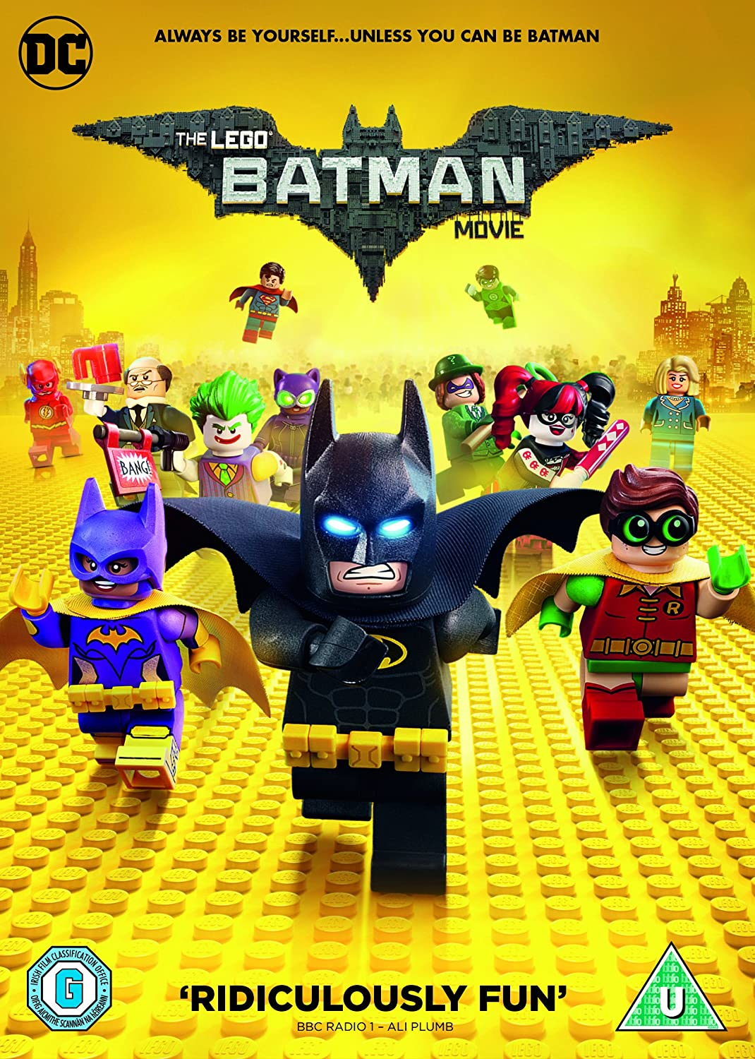 Amazon Com The Lego Batman Movie Dvd Digital Download 2017 Chris Mckay Movies Tv