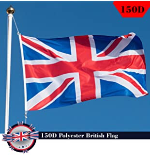 amazon com british union jack uk great britain country flag