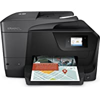 HP OfficeJet Pro 8715 Multifunktionsdrucker (Instant Ink, Drucker, Scanner, Kopierer, Fax, WLAN, LAN, Duplex, Airprint) mit 3 Probemonaten HP Instant Ink inklusive