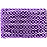 Purple Pillow - Supportive Pillow That is Gentle On Your Spine So Your Head Can Relax Into The Pillow - Cooler and More Suppo