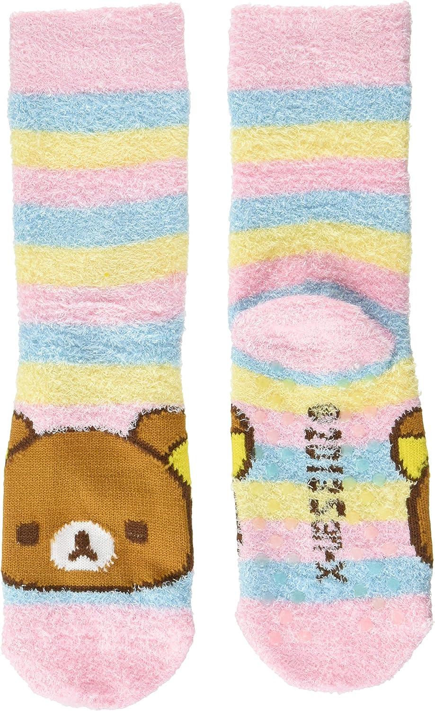 japan import Mokkomoko socks Rilakkuma up border RKSOC352J Kids