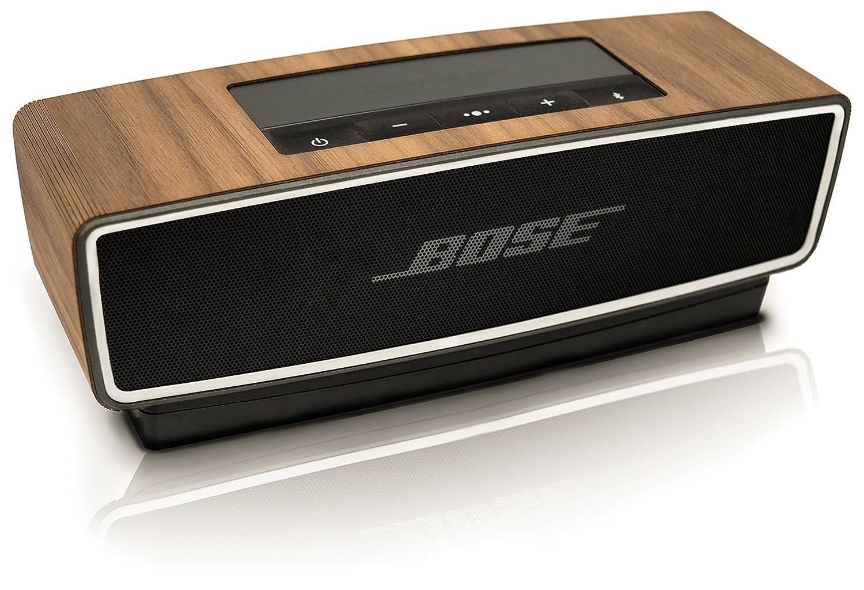 bose mini 2. balolo® genuine walnut wood cover for bose soundlink: amazon.co.uk: electronics mini 2 o