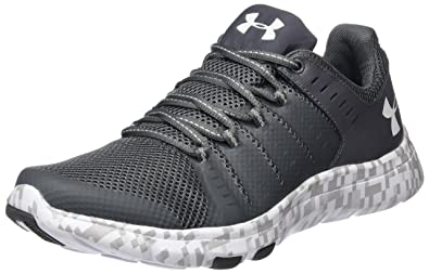 Under Armour UA Micro G Limitless TR 2 Se, Chaussures Multisport Outdoor  Homme - Gris
