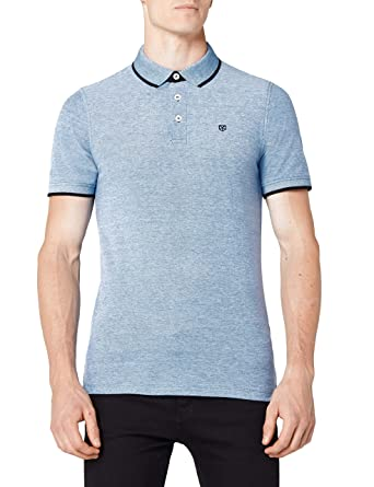 JACK & JONES PREMIUM Jprpaulos Polo SS Noos Hombre: Amazon.es ...