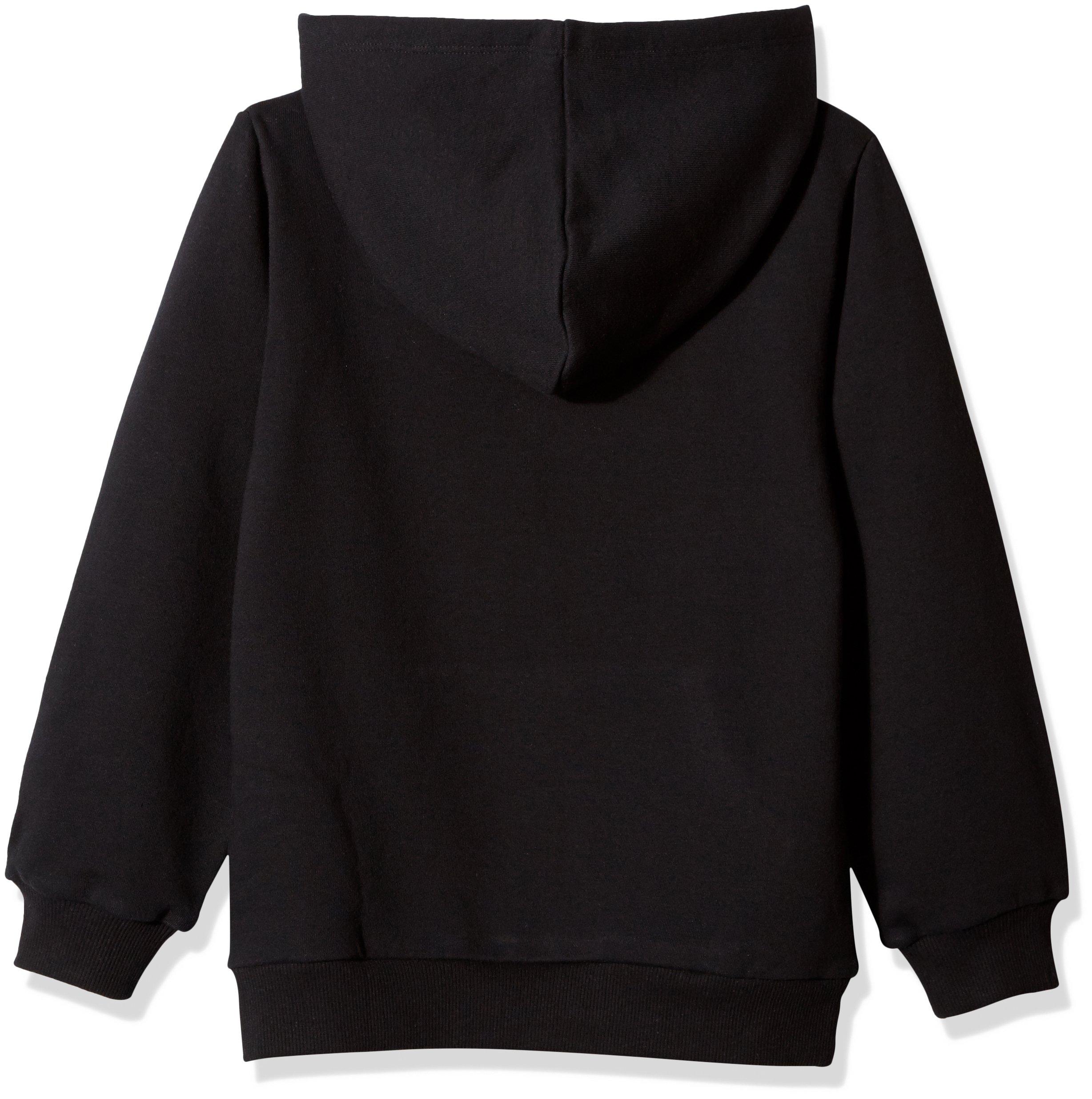 3-12Years JIAHONG Kids Soft Brushed Fleece Casual Basic Crewneck Sweatshirt for Boys or Girls