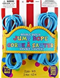 Amscan - Double Dutch Jump Ropes (Color May Vary)