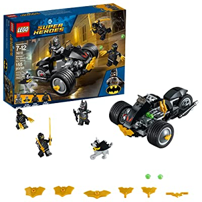 LEGO DC Super Heroes Batman: The Attack of the Talons 76110 Building Kit (155 Piece): Toys & Games