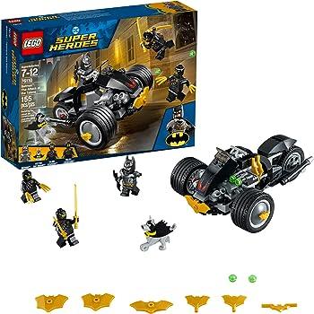 LEGO Attack Of The Talons Batman Building Kit