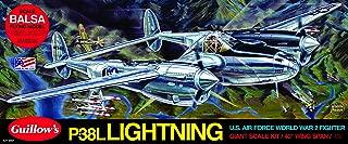 product image for Guillow's Lockheed P-38 Lightning Model Kit