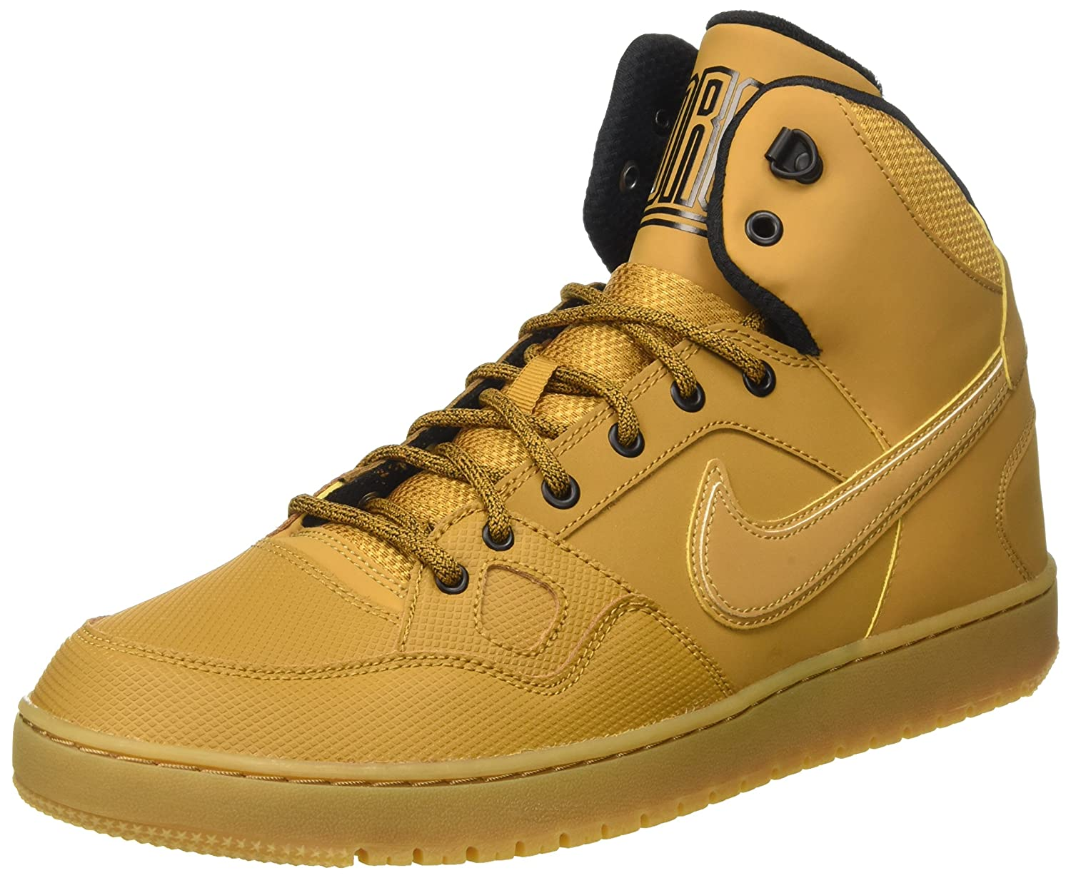 9ced406ccb20 Nike Men s Son of Force Mid Winter Hi-Top Trainers  Amazon.co.uk  Shoes    Bags