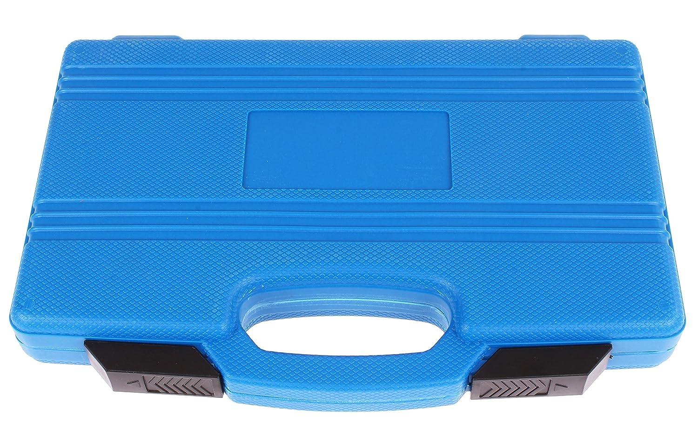 Stabiler Kunststoffkoffer KFZ /& Motorrad Ventilfeder Spezialwerkezg TecPo Ventilfederspanner Set