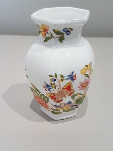 Aynsley China Cottage Garden Vase 9cm Ss Amazon Kitchen Home