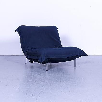 Amazoncom Ligne Roset Designer Stoff Sessel Blau Liege Funktion
