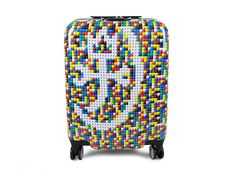 CASTELBAJAC カステルバジャック BLOCK ブロック スーツケース 069335  イエロー B075CWSJR7
