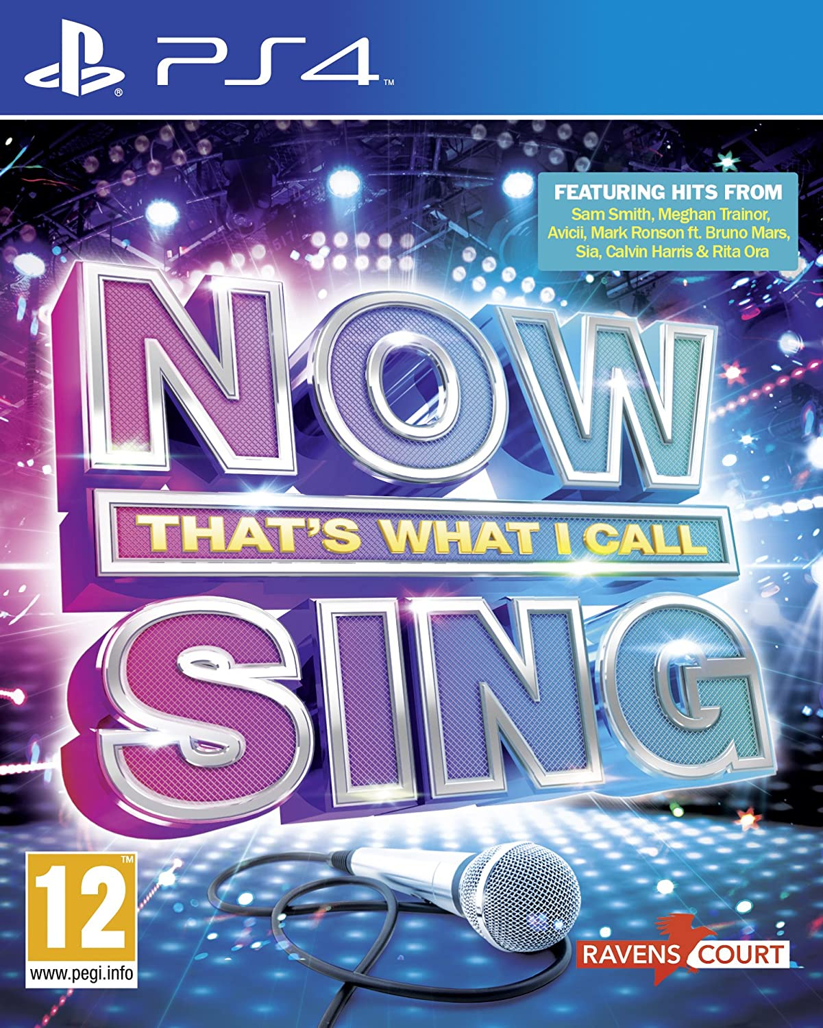 Now Sing 2016 Ps4 Amazon Co Uk Pc Video Games