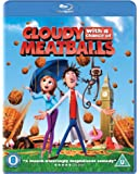 Cloudy with a Chance of Meatballs [Blu-ray] [2009] [Region Free]