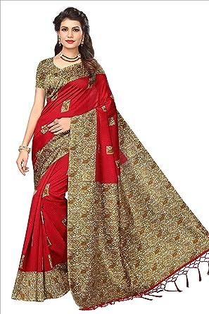 Amazon.com: Vestido casual étnico indio de Bollywood con ...