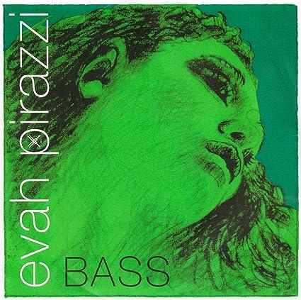 Pirastro Evah Pirazzi 3//4 Size Double Bass Strings 3//4 Size E String