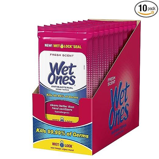 Save 50% on Wet Ones Antibacte...