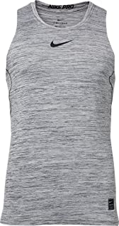 finest selection 1d39d 97b1b Nike Men s Pro Fitted Compression Tank Top