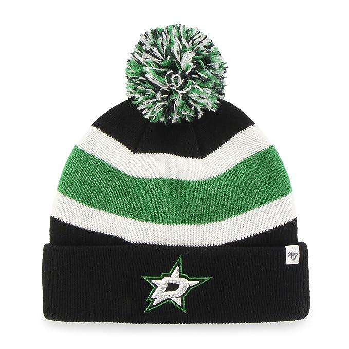 99acc8b5e30 ... good amazon nhl boston bruins breakaway cuff knit cap one size black  sports fan beanies sports