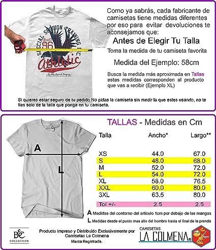 Camisetas La Colmena 2520-Stich Art (Donnie)