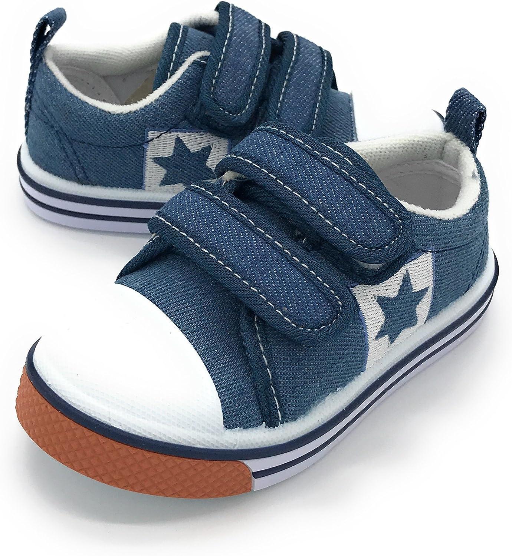 Blue Berry EASY21 Infant Toddler Shoes Loafer Kids Children Slip-On Sneaker