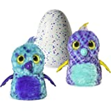 Hatchimals Fabula Forest – Hatching Egg with Interactive Puffatoo by Spin Master (Styles and Colors May Vary)