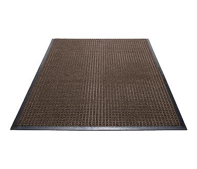 e7a30490217c Guardian WaterGuard Indoor/Outdoor Wiper Scraper Floor Mat, Rubber/Nylon,  4'x6', Brown: Amazon.ca: Industrial & Scientific