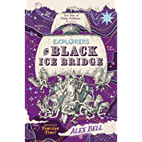 Explorers on Black Ice Bridge (The Polar Bear Explorers' Club)