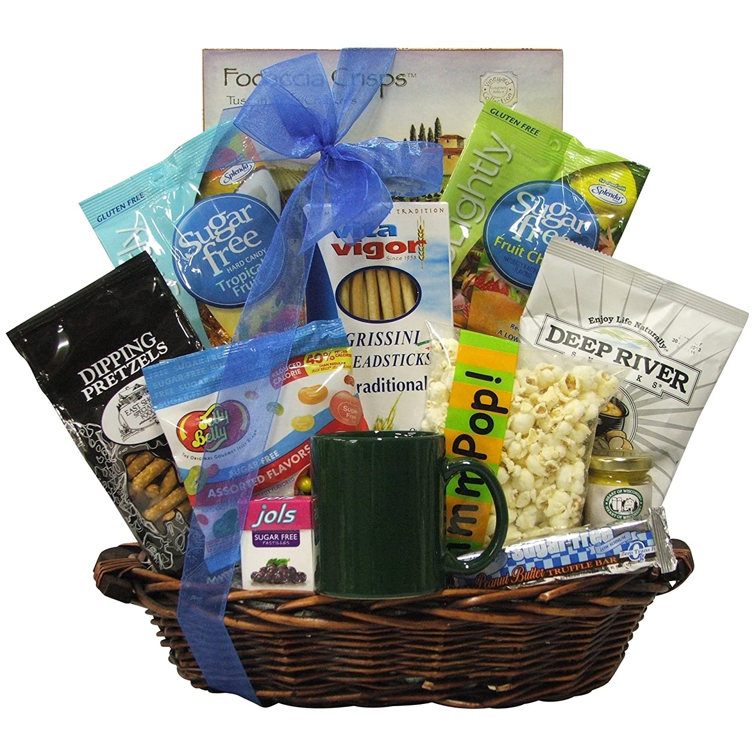 Amazon gourmet sugar free diet health gift basket gourmet amazon gourmet sugar free diet health gift basket gourmet candy gifts grocery gourmet food negle Image collections