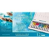 Sennelier La Petite Aquarelle 12 10Ml Tubes