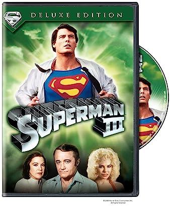 Amazon com: Superman III (Deluxe Edition): Christopher Reeve