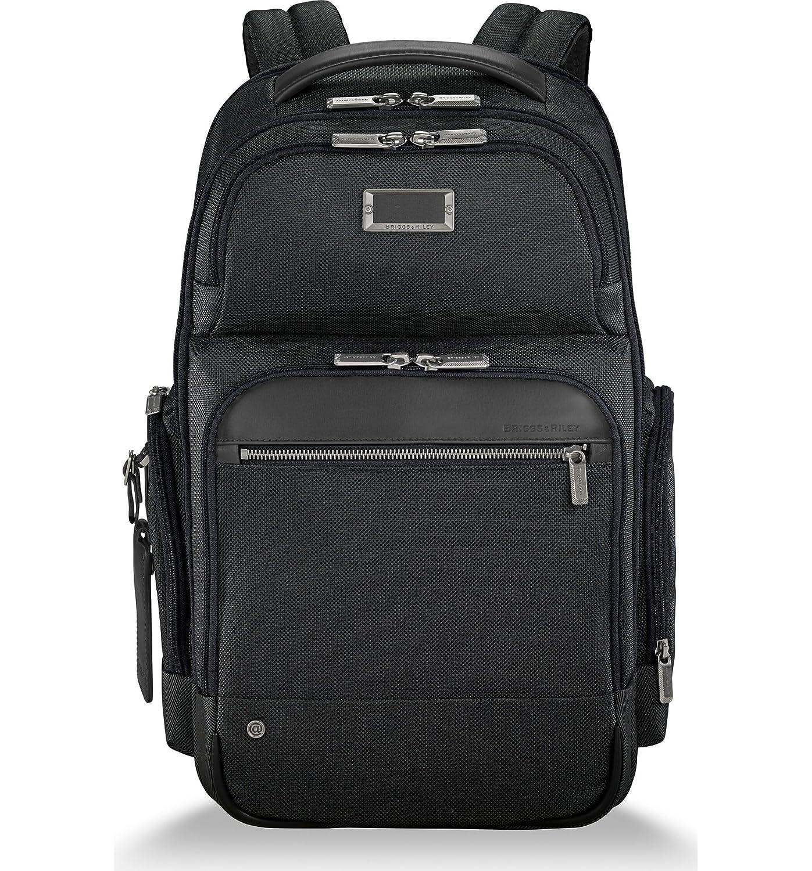 [ブリグスアンドライリー] メンズ バックパックリュックサック Briggs & Riley @work Large Cargo Backpac [並行輸入品] One-Size  B07F353WJB