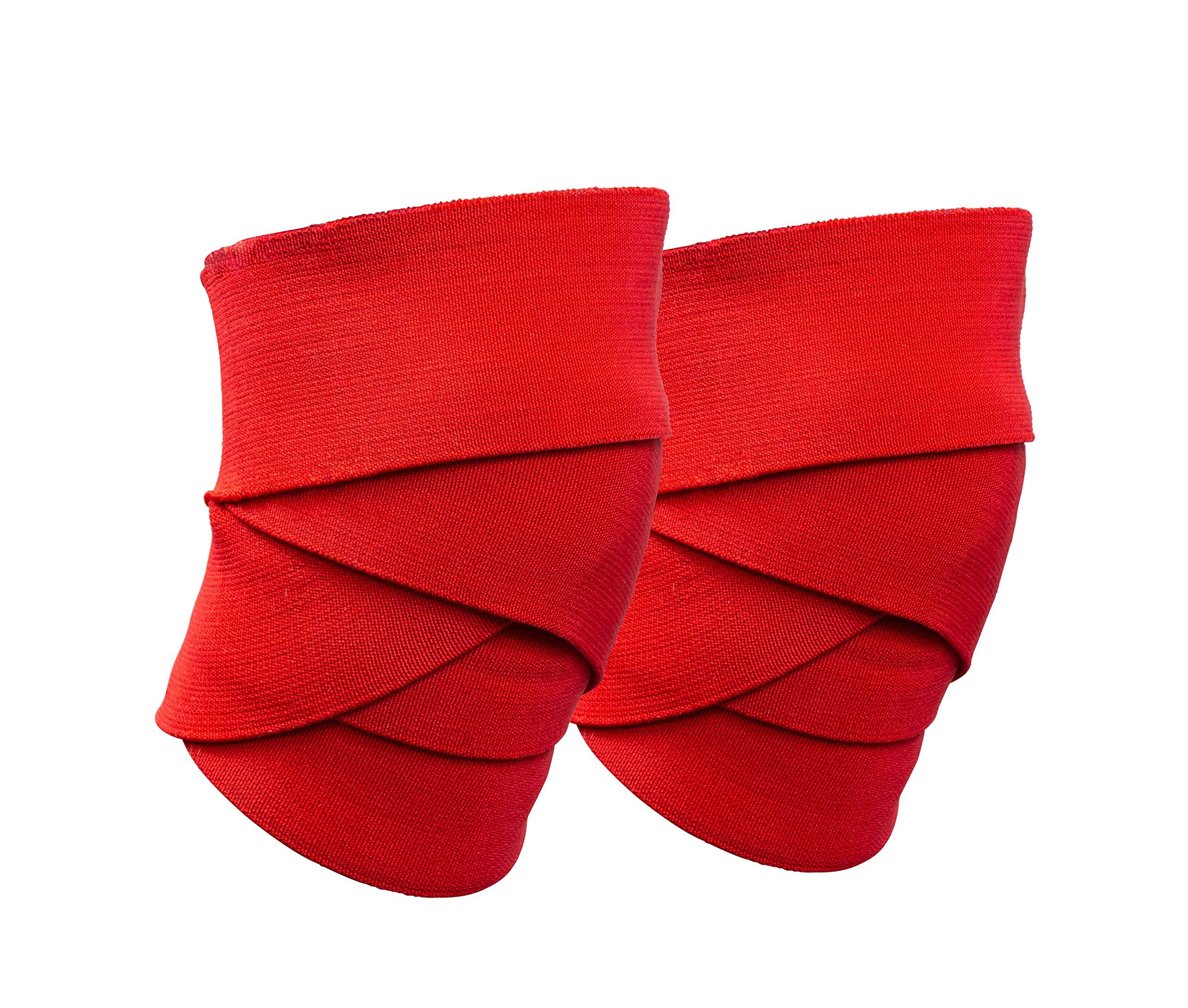 Serious Steel Fitness Comp Knee Wraps (2.5 Meters)