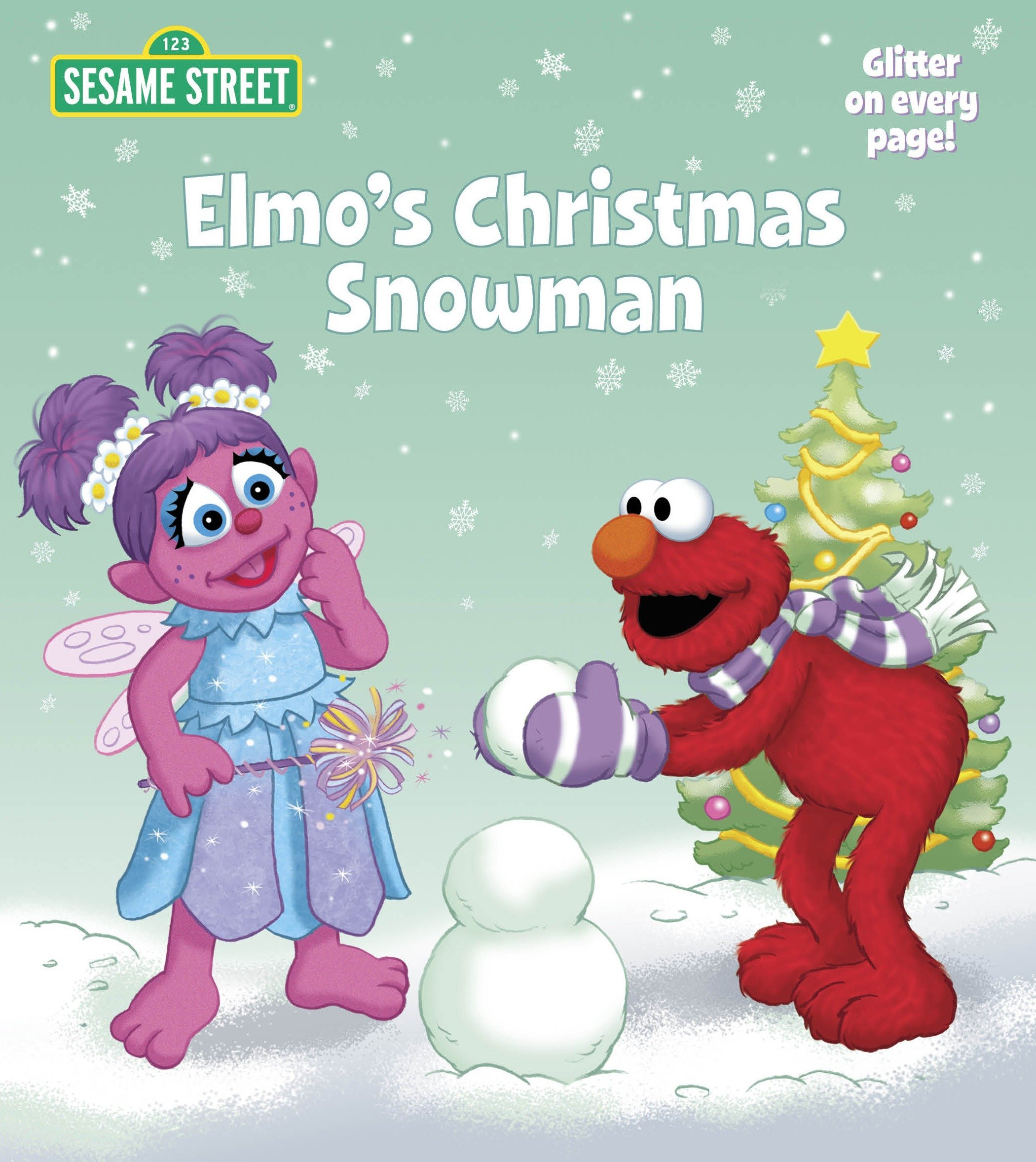 Elmo's Christmas Snowman (Sesame Street) ebook