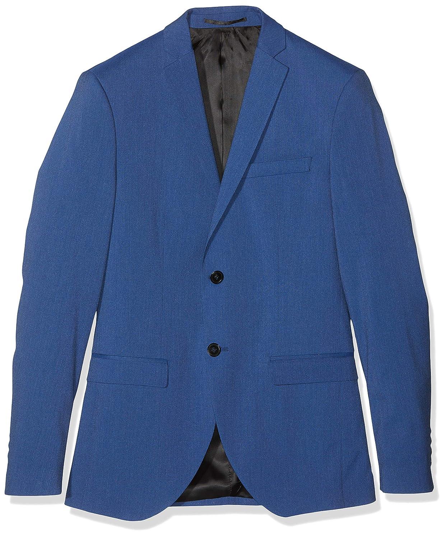 Selected Homme NOS Herren Slhslim-mylologan Insig Blue BLZ B Noos Anzugjacke