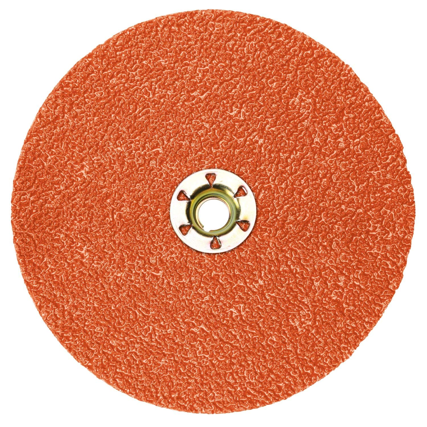 3M Cubitron II Fibre Disc 987C, TN Quick Change, 5 in, 60+ 91jAdLEhjIL._SL1500_