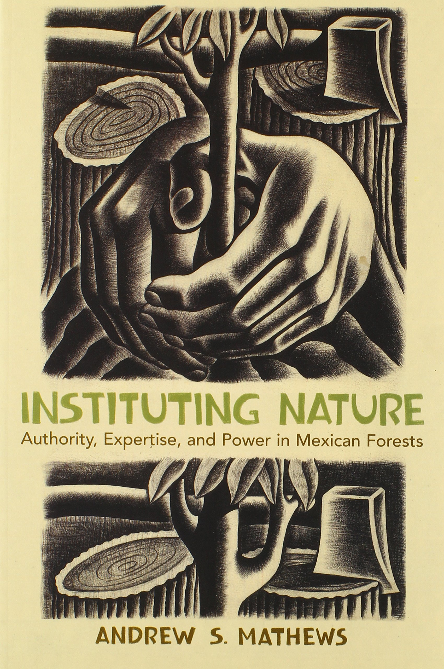 Instituting Nature Authority Expertise And Power In Mexican