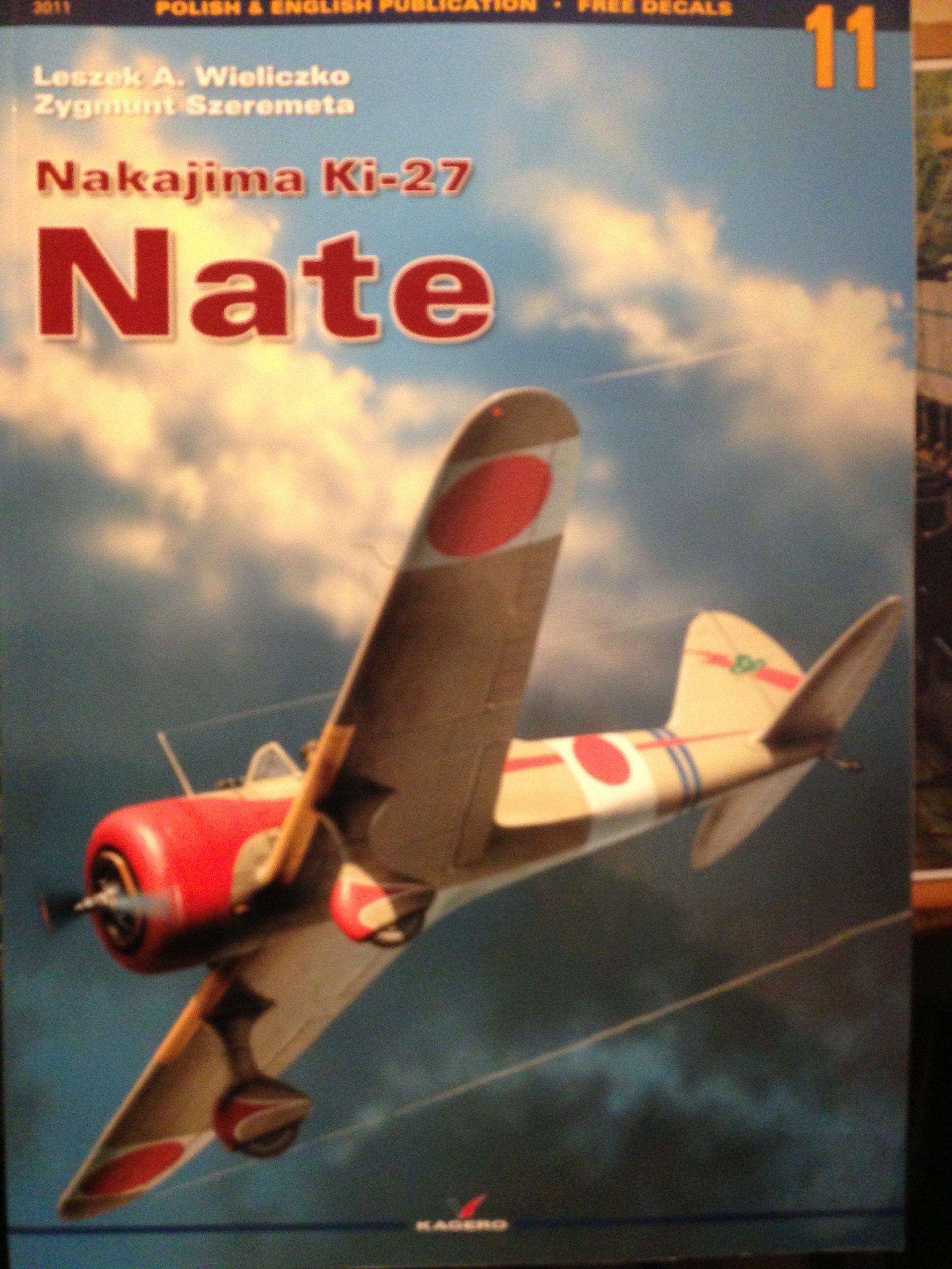 Download Monographs No. 11 - Nakajima Ki-27 Nate ebook
