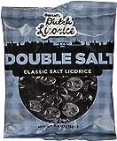 Gustaf's Dutch Licorice, Double Salt, 5.2 Ounce (Pack of 12)
