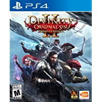GameStop deals on Divinity: Original Sin II Definitive Edition PlayStation 4