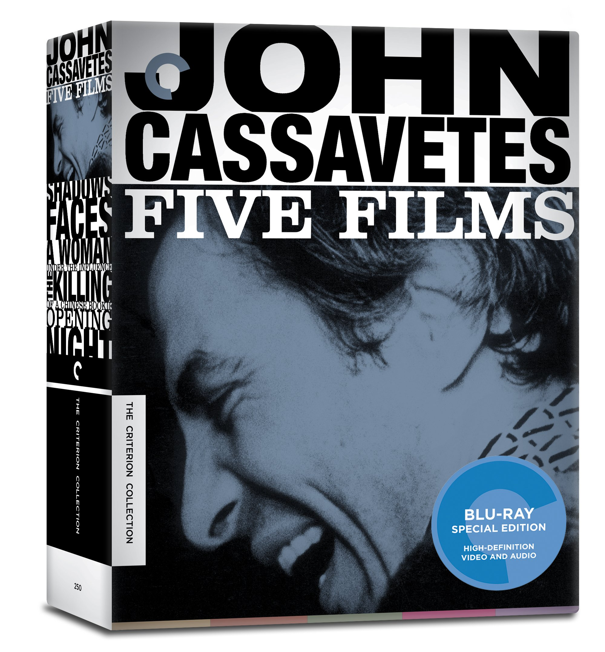John Cassavetes: Five Films (Criterion Collection) [Blu-ray] by CRITERION COLLECTIONS
