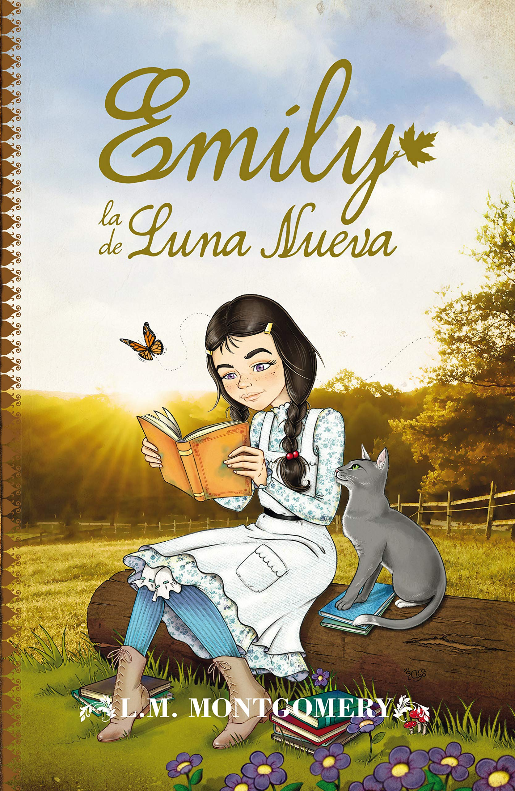 Emily, La De Luna Nueva (Clásicos juveniles): Amazon.es ...