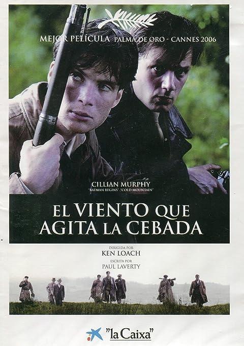El viento que agita la cebada [Ed. La Caixa]: Amazon.es: Cillian ...