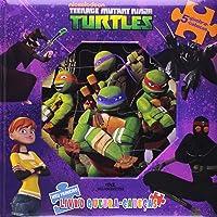 Tartarugas Mutantes Ninja: Meu Primeiro Livro Quebra-cabeças