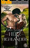 Das Herz des Highlanders (Liebe, Historisch) (Highland Bride-Reihe 4)
