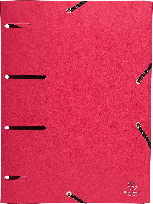 Colori Assortiti Exacompta 447100E Cartelline